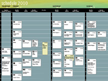 click to see the 2010 online schedule